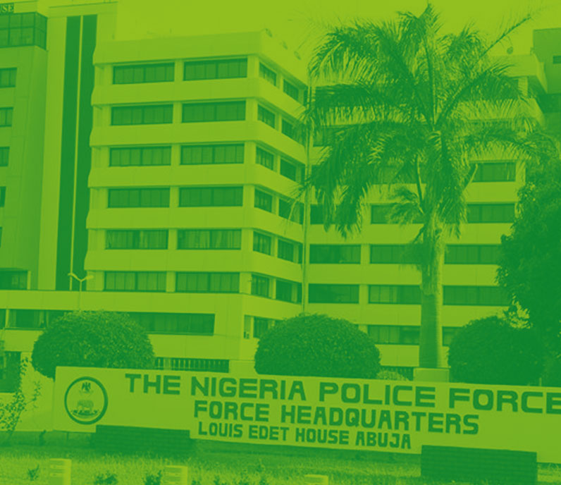Our partner Nigeria Police Force
